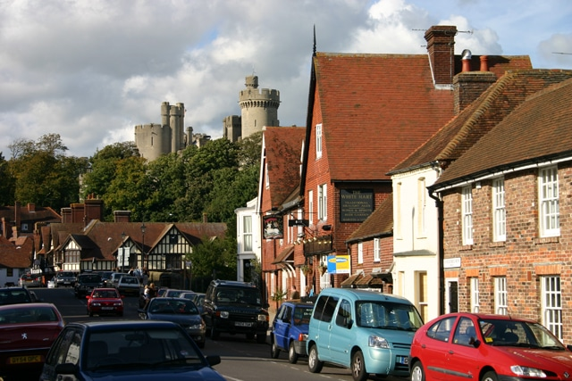 A Fascinating History of Arundel