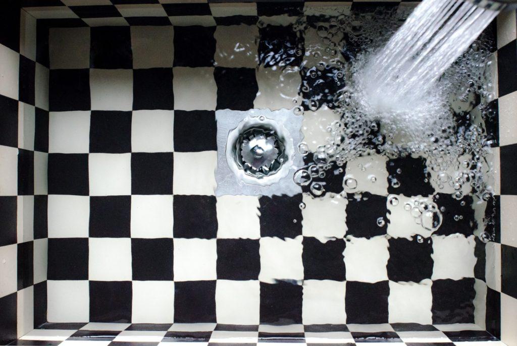 blocked sink brighton