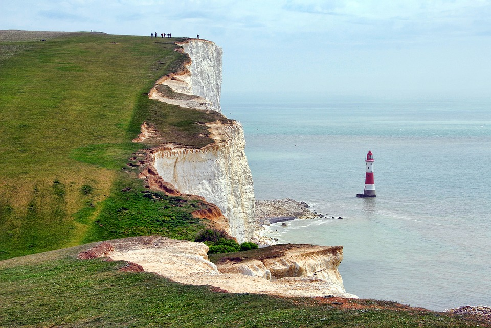 Eastbourne Cliffs