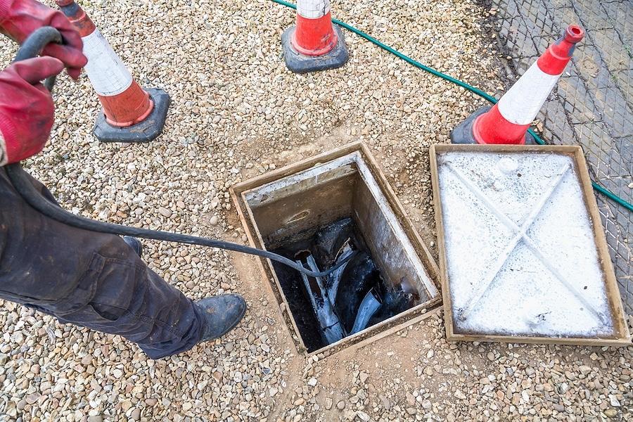 unblock drain
