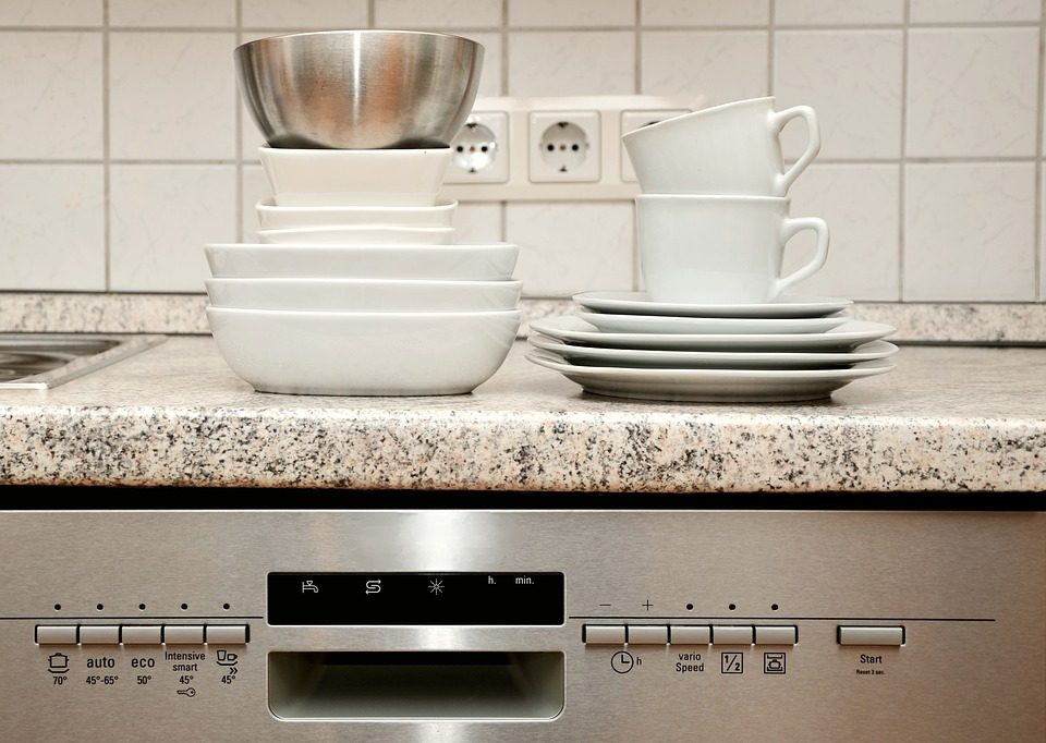 If Your Dishwasher Won't Drain There Could be a Problem with Your Drains